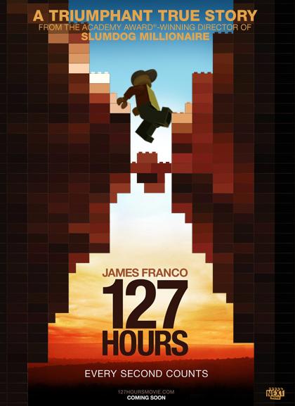 127 Hours Lego