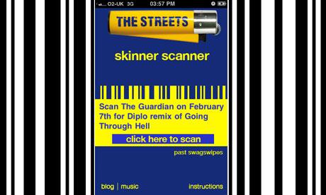 The Streets - Skinner Scanner