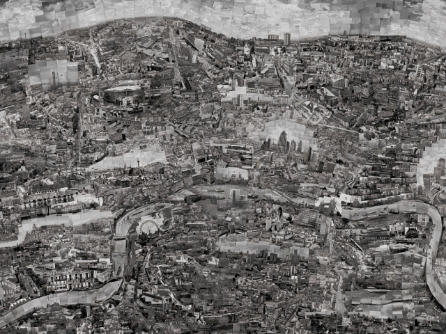 Sohei Nishino London Eyewitness Google Maps