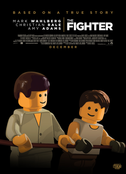 The Fighter Lego Oscars