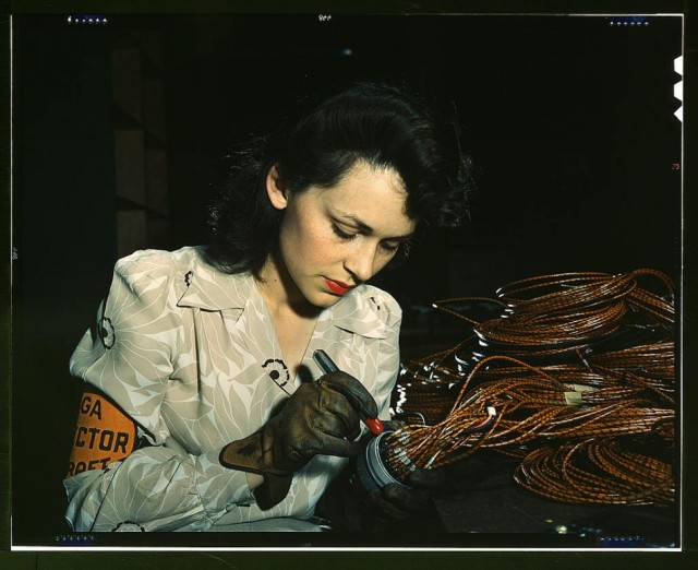 Depression, Colour, Photographs, 1940s