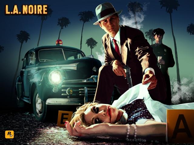 L.A. Noire, Wallpaper