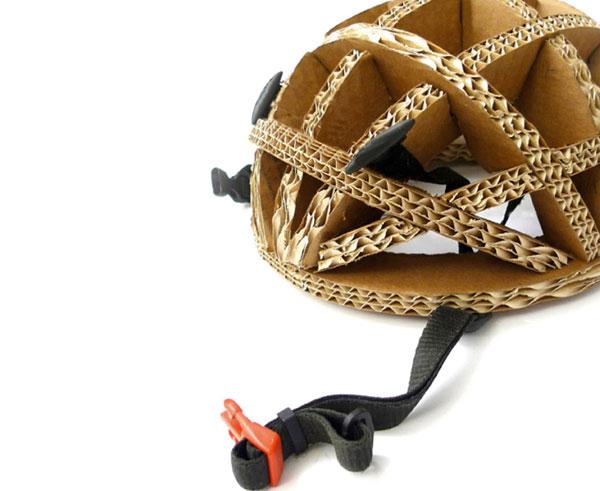 Cardboard Helmet,